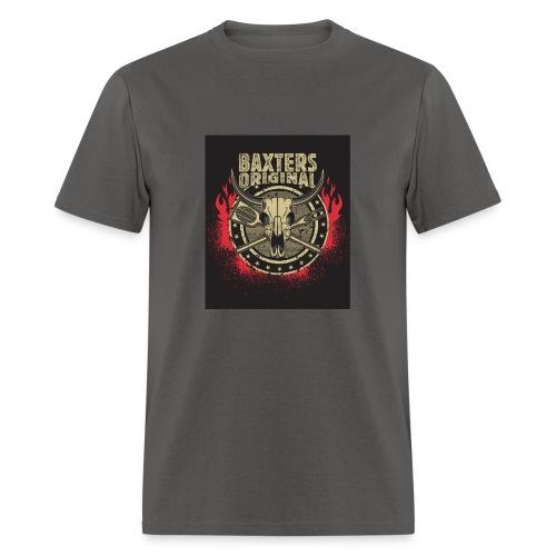 Baxters Original Tshirt Bullhorn - Men's T-Shirt
