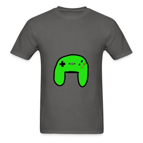 Brock's Game Controller - Men's T-Shirt