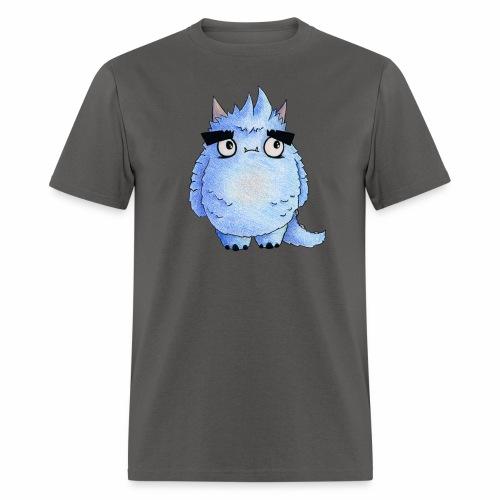 Little Blue Monster - Men's T-Shirt