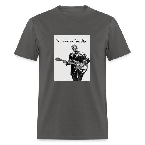 You make me fell alive - Men's T-Shirt