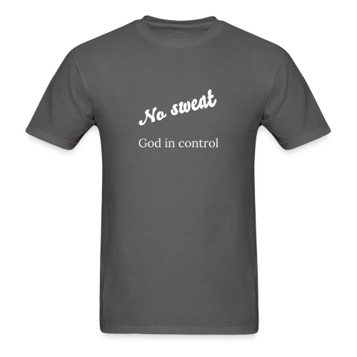 No sweat - Men's T-Shirt