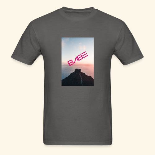 Mountain Of BABE - Men's T-Shirt