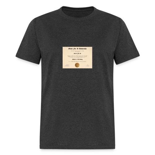 Grind University - Men's T-Shirt