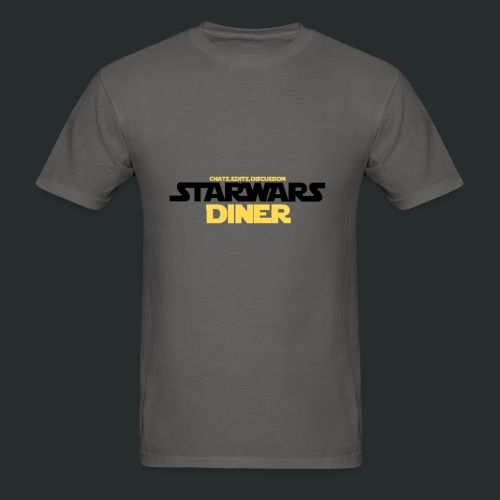 STAR WARS DINER BASIC LOGO - Men's T-Shirt