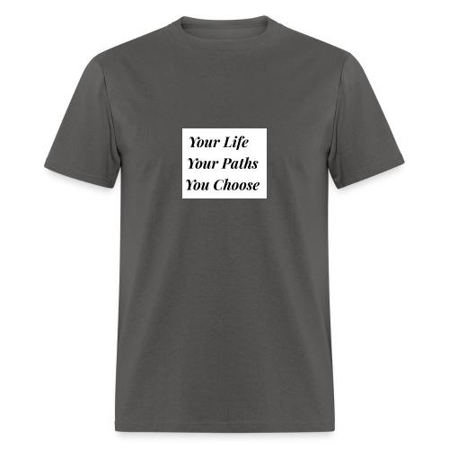 65182748 3C6C 47E3 8F9C AAA29A7262B5 - Men's T-Shirt