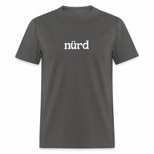 nürd - Men's T-Shirt