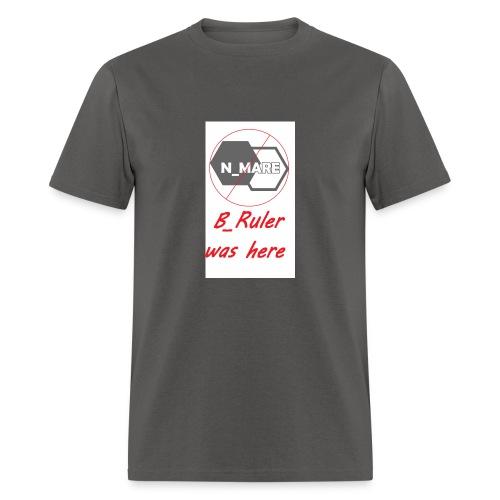 B_Ruler Merch - Men's T-Shirt