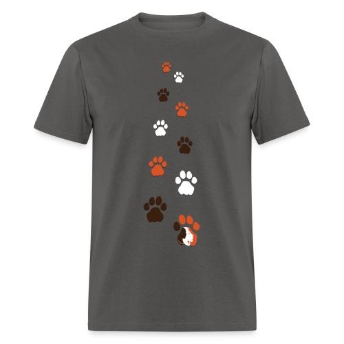 Lion Guardian Paws - Men's T-Shirt