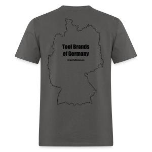 Tool Brands of Germany Outline v1 - Men's T-Shirt