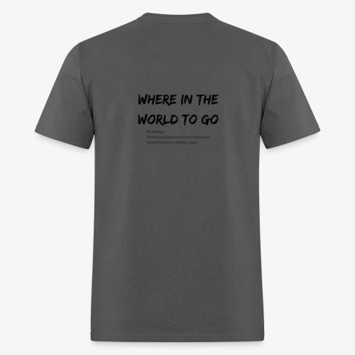 @ourhandles - Men's T-Shirt