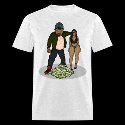 No Love But Money - Men's T-Shirt