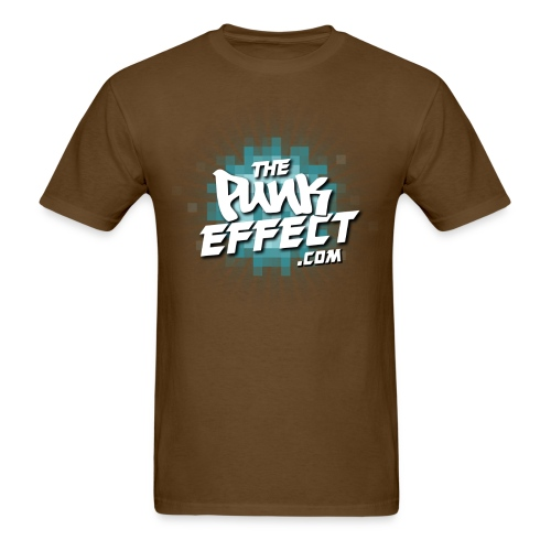 punkeffect web final - Men's T-Shirt