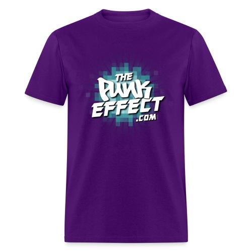 punkeffect web final - Men's T-Shirt