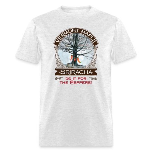 Vermont Maple Sriracha - Men's T-Shirt