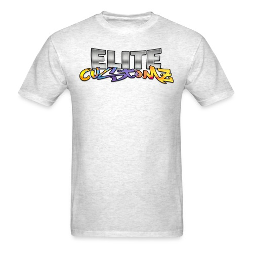 logo elitecustomz png - Men's T-Shirt