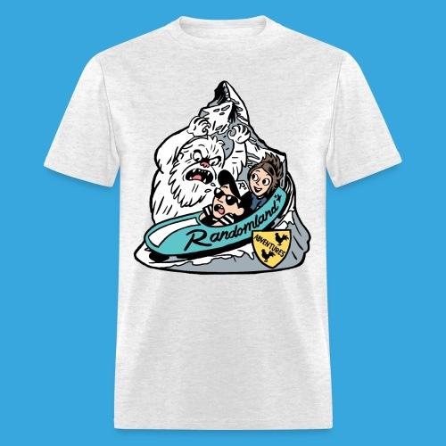 Swiss Yeti Shirt - Men's T-Shirt