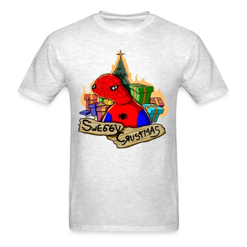 spoderman tshirt2 png - Men's T-Shirt
