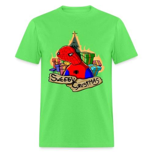 spoderman tshirt2 png - Men's T-Shirt