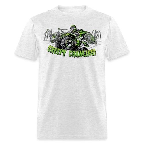 Creepy Crawling ATV - Men's T-Shirt