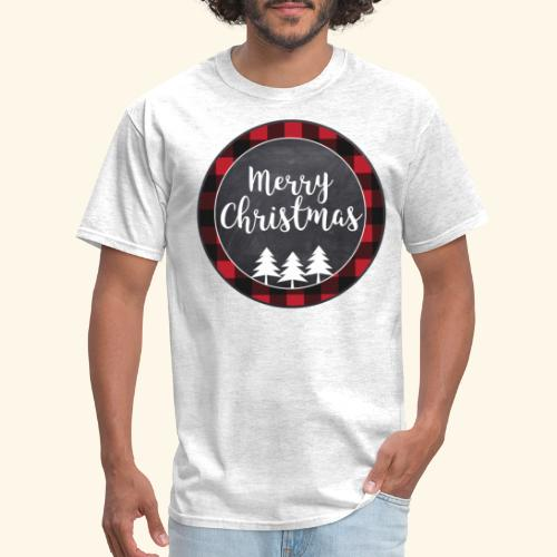 Merry Christmas Country Tee - Men's T-Shirt