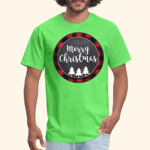 Merry Christmas Country Tee - Men's T-Shirt