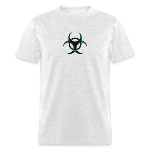 Gray Radioactive T shirt - Men's T-Shirt