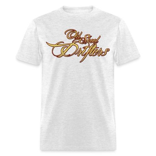 old skool drifters png - Men's T-Shirt