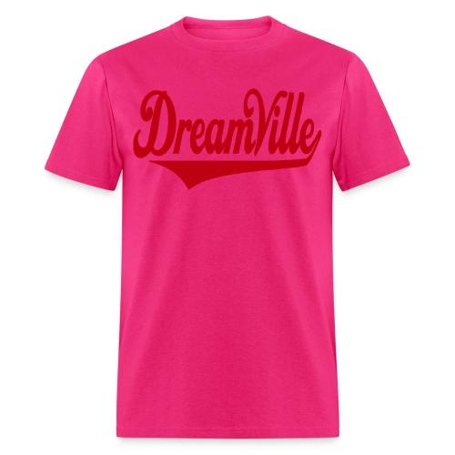 dreamville red - Men's T-Shirt