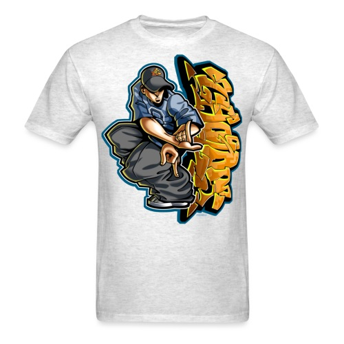 Cholo Hands by RollinLow - Men's T-Shirt
