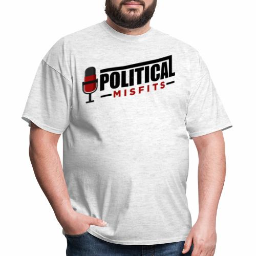 Political Misfits Basic - Men's T-Shirt