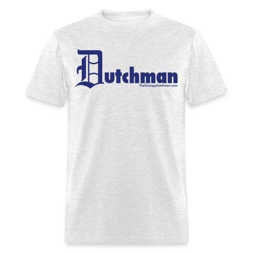 10 final dutchman d blue - Men's T-Shirt