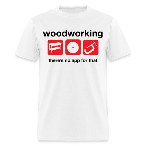 Woodworking - Men's T-Shirt