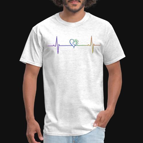 Live & Breathe Dog - Men's T-Shirt
