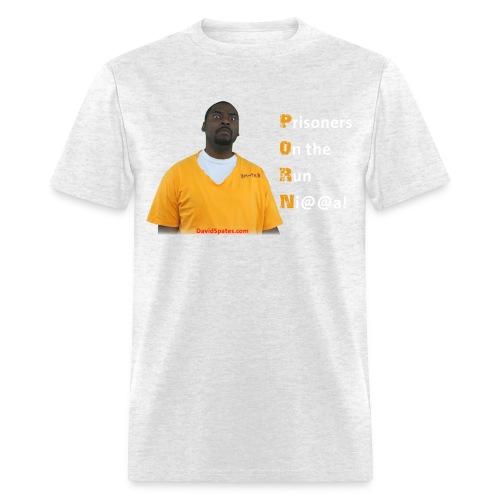 porn - Men's T-Shirt
