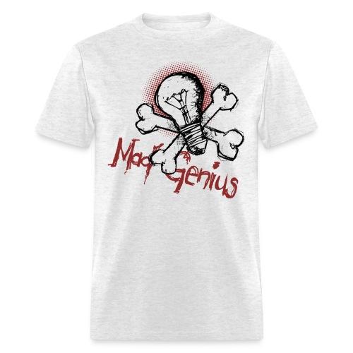 Mad Genius - On Light - Men's T-Shirt