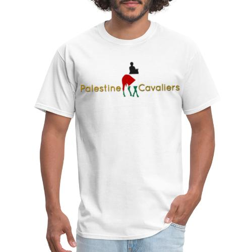 Collection Riders of Palestine - Men's T-Shirt