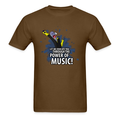 Dr Monster - Men's T-Shirt