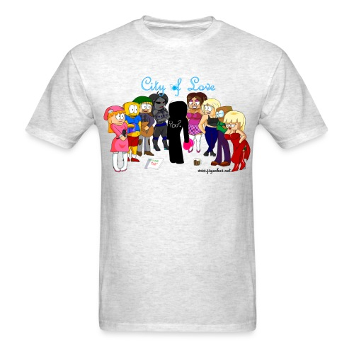 CoL Boy - Men's T-Shirt