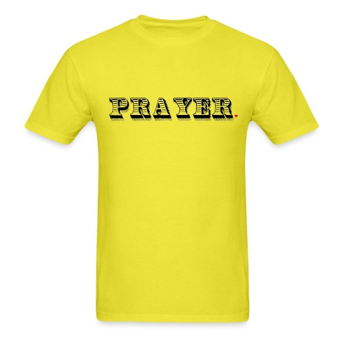 Prayer Life Hack - Men's T-Shirt