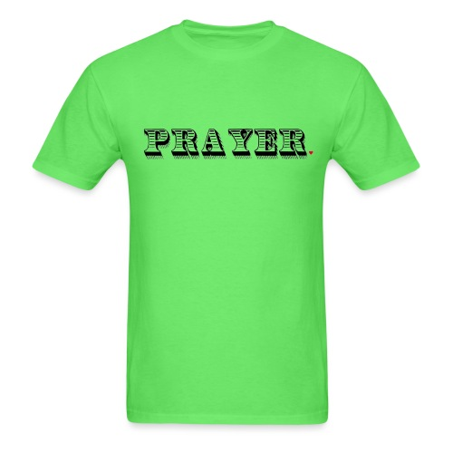 Prayer Life Hack - Men's T-Shirt