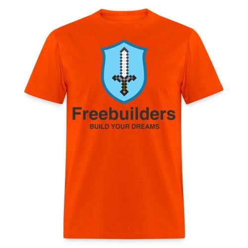 Logo Bottom - Men's T-Shirt