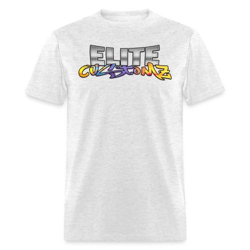 logo elitecustomz png - Men's T-Shirt