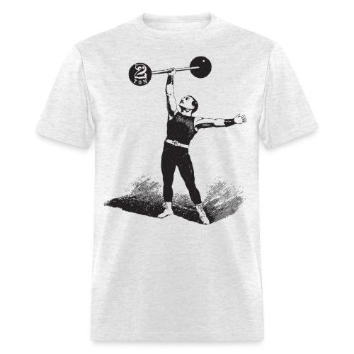 Women's 2Ton Sideshow Strongman Shirt - Men's T-Shirt