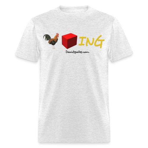 blocking color - Men's T-Shirt