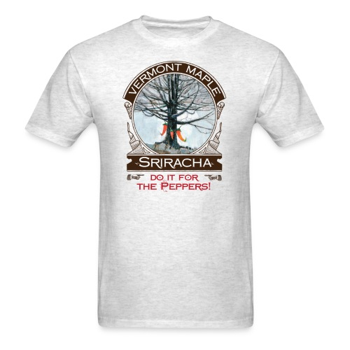 Vermont Maple Sriracha - Men's T-Shirt