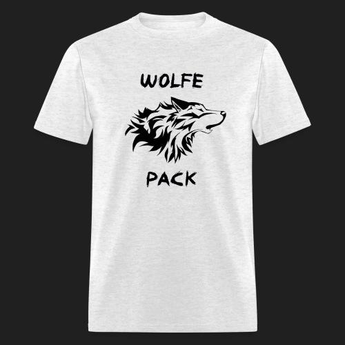 wolfepack6 png - Men's T-Shirt