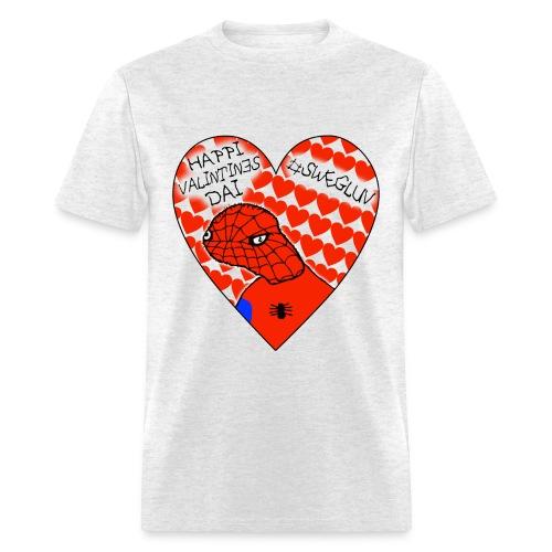 #SWEGLUV Valentines Day - Men's T-Shirt