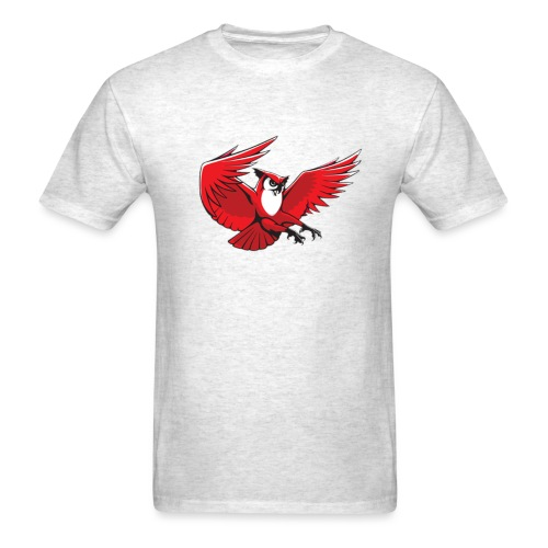 Intro_New_Owl2 - Men's T-Shirt