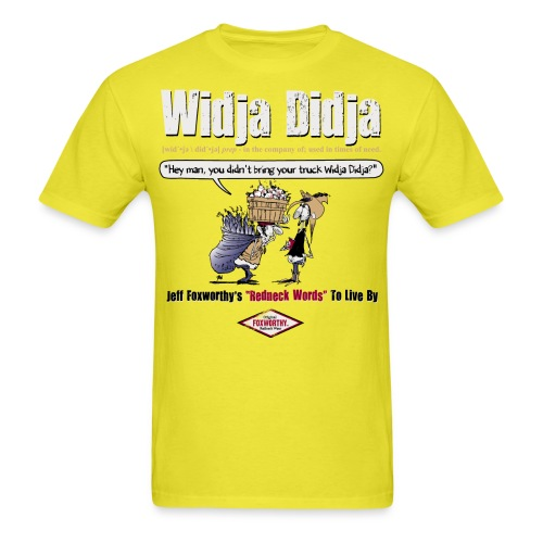 widja didja fbseps01 - Men's T-Shirt