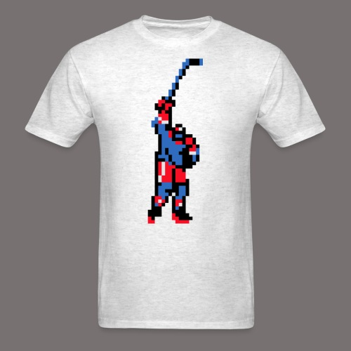 The Goal Scorer Blades of Steel - Men's T-Shirt